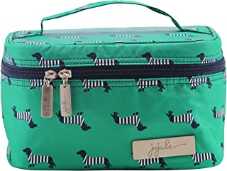 JuJuBe Be Ready Travel Make-Up/Cosmetic Bag, Coastal Collection - Coney Island
