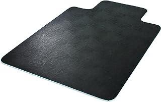 حصيرة كرسي Deflecto EconoMat غير مرصعة للأرضيات الصلبة، حواف مستقيمة، 91.44 سم × 121.92 سم، أسود (CM21112BLKCOM)