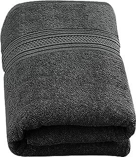 Utopia Towels 700 GSM Extra Large Bath Towel (35 x 70 Inches) - Luxury Bath Sheet, Grey