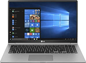 "LG gram Thin & Light Laptop - 15.6"" FHD IPS Touch, 8th Gen Core i7, 16GB RAM, 1TB (2x500GB SSD), 2.5lbs, Up to 16.5 hrs, T..."