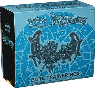 Pokemon TCG: Sun & Moon Ultra Prism Elite Trainer Box Collectible Cards