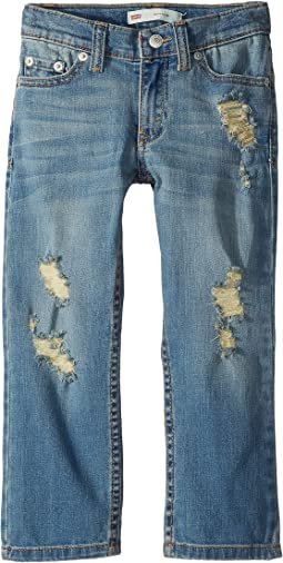 Levi's® Kids - 511 Destruction Jeans (Toddler)