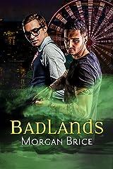 Badlands: A MM Psychic Detective Romance Adventure Kindle Edition