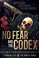 No Fear and The Codex: Two complete Oriceran series Kindle Edition
