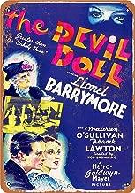 CoareL 1936 The Devil Doll Movie - Vintage Look 8