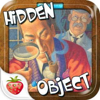 Hidden Object Game - Sherlock Holmes: The Blue Diamond