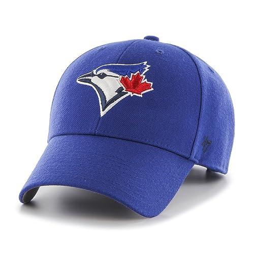 d5683abc5d1 47 Brand Men s Toronto Blue Jays 47 MVP Cap O S Blue