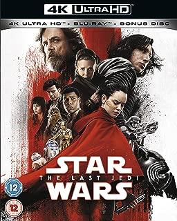 Star Wars: The Last Jedi 4K UHD  2017