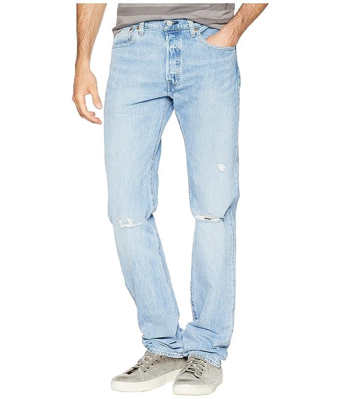 Herren Original Levis 501 Jeans Hose Trouser Denim Stretch Regular Casual Outfit