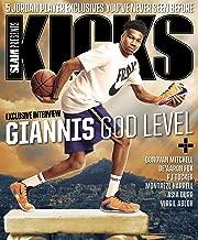 Slam Magazine Presents Kicks 22 (2019) Giannis Antetokounmpo Cover