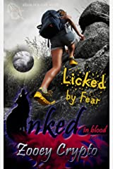 Licked by Fear: Alone in a Dark Wood (Inked in Blood Book 1) Kindle Edition
