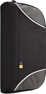 Case Logic CSW-72 72 Capacity Sport CD Wallet Black/Gray