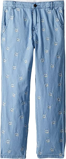 cb27a8e4ef87d Leonard Chambray Pants w  Skulls (Toddler Little Kids Big Kids). Like 7. Stella  McCartney Kids