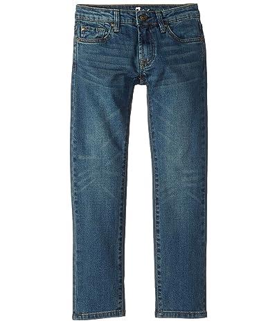 7 For All Mankind Kids Paxton Stretch Denim Jeans in Legend (Big Kids) (Legend) Boy