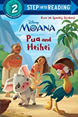 Pua and Heihei (Disney Moana) (Step into Reading) Paperback