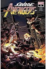 Savage Avengers #21 (Savage Avengers (2019-)) Kindle Edition