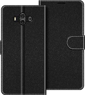 comprar comparacion COODIO Funda Huawei Mate 10 con Tapa, Funda Movil Huawei Mate 10, Funda Libro Huawei Mate 10 Carcasa Magnético Funda para ...