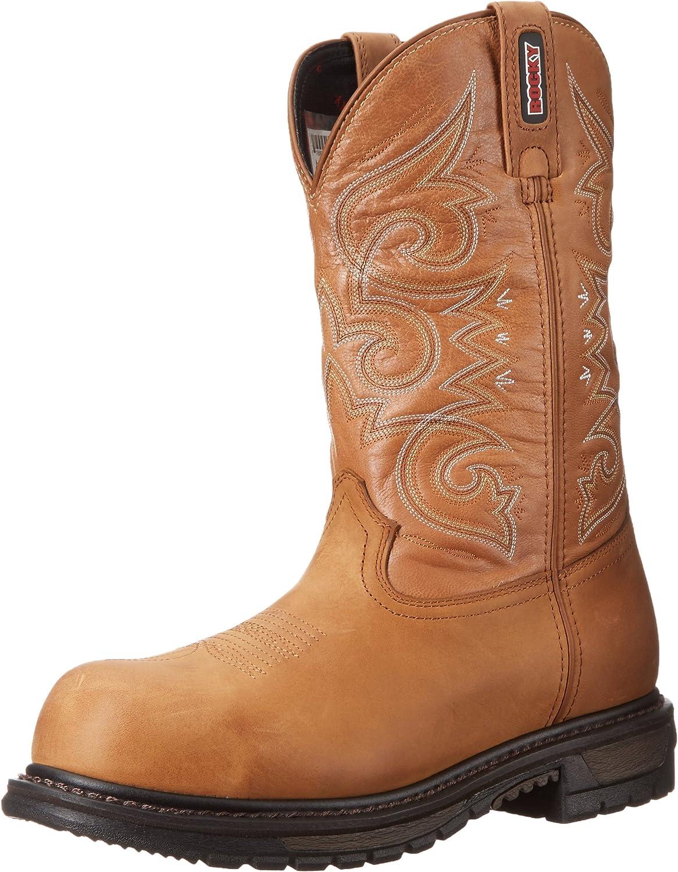 Rocky kvinnor kvinnor kvinnor Rkw0175 Western Boot  köpa billigt