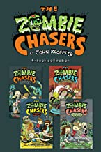 Zombie Chasers 4-Book Collection: The Zombie Chasers, Undead Ahead, Sludgment Day, Empire State of Slime
