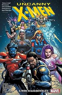 Uncanny X-Men: X-Men Disassembled (Uncanny X-Men (2018-2019))