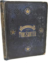 By Mark Twain The Adventures of Tom Sawyer (Collector's Library Edition) (First Printing) [Hardcover]