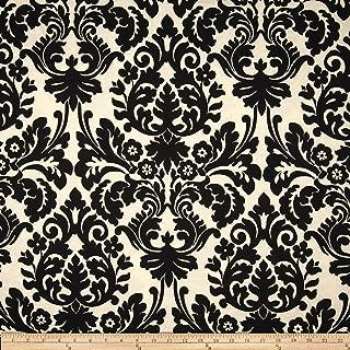 WAVERLY Sun N Shade Essence Fabric, Onyx