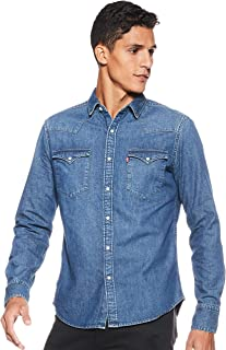 Levi's Mens LE LS Denim Shirt