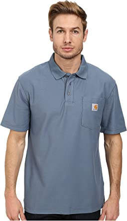 Contractors Work Pocket™ Polo