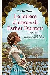 Le lettere d'amore di Esther Durrant (Italian Edition) Format Kindle