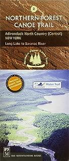 Best adirondack canoe map Reviews