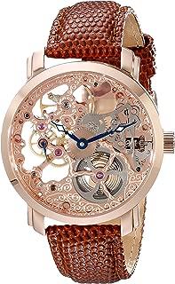 Akribos Automatic Skeleton Mechanical Men's Watch -
