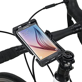 Tigra Sport Mount Case Universal 5 Bicycle Smartphone Mount Bike Kit Screens, 5.2