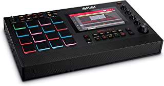 АKAI Professional MPC Live II – Battery Powered Drum Machine and Sampler With Built in Speakers, Beat Pads, Synth Engines ...