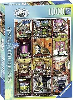 1000pc Higgledy Piggledy House Jigsaw Puzzle