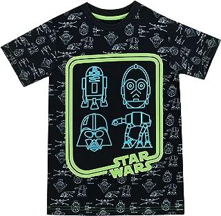 Boys Glow in The Dark T-Shirt