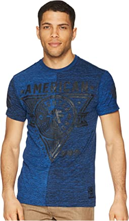 American Fighter Siena Heights Short Sleeve Crew Tee