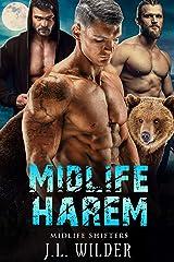 Midlife Harem (Midlife Shifters Book 2) Kindle Edition