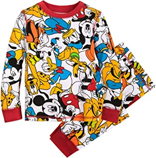 Disney Mickey Mouse and Friends PJ PALS for Boys Multi