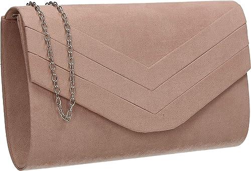 SwankySwans Women's Samantha Clutch Bag, One Size