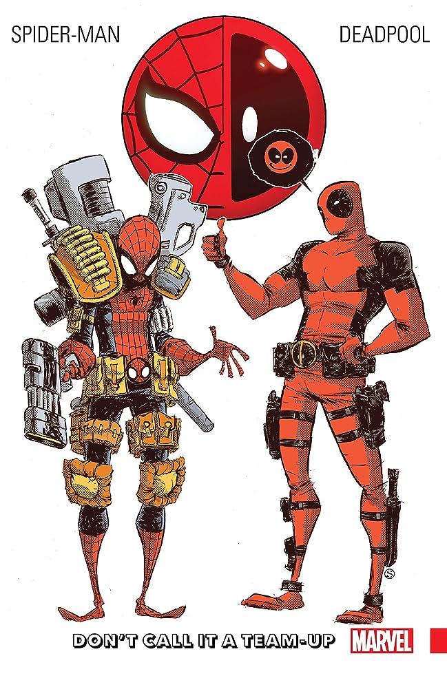 厚い調査小間Spider-Man/Deadpool Vol. 0 : Don't Call It A Team-Up (Spider-Man/Deadpool (2016-2019)) (English Edition)