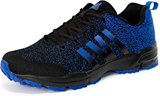 LEKANN 205 Mens Trainers Running Shoes Plus Size UK 7-12