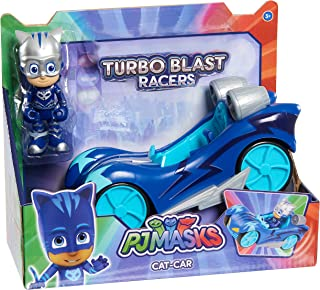 PJ Masks CAT BOY and Turbo Blast Racer (24975-CAT) (Original Version 24976)