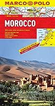 Morocco Marco Polo Map (Marco Polo Maps)