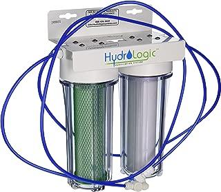 Hydro-Logic HLSB Smal Small Boy de chlorinator and Sediment Filter