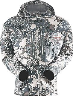 SITKA Gear Men`s Jetstream Windstopper Water Repellent Hunting Jacket