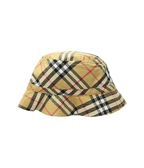 Burberry Kids Chandy Aceod Hat (Little Kids/Big Kids)