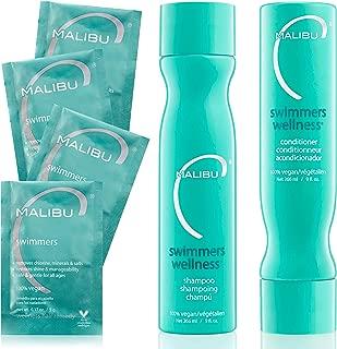 Malibu C Swimmers Wellness Treatment Kit, Includes Swimmers Wellness Shampoo.