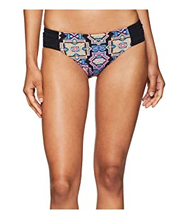 Sun Temple Ruched Side Retro Bottom