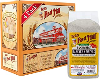 Bob's Red Mill Buckwheat Pancake & Waffle Mix, 26-ounce (Pack of 4)