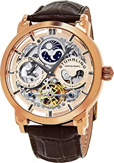 Stuhrling Original Casual Watch Analog Display Automatic ST-91011 for Men